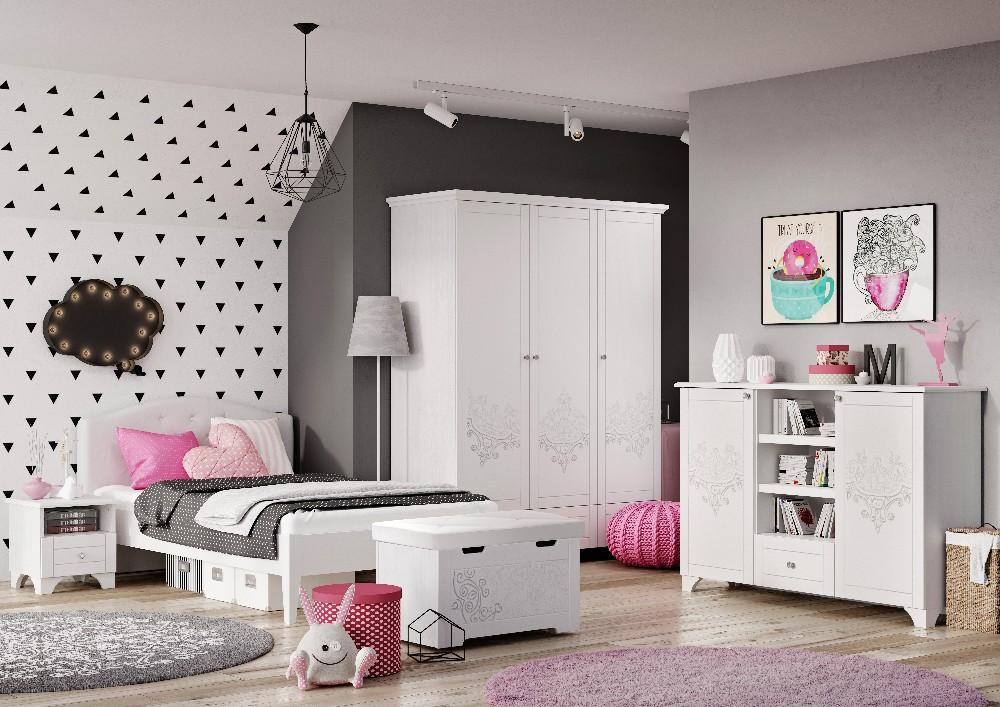 Pomysł na stylowy pokój dziecięcy