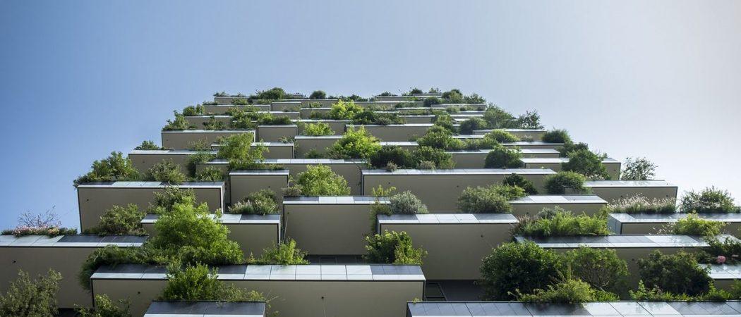 Balkon i taras częścią mieszkania – natura blisko Ciebie