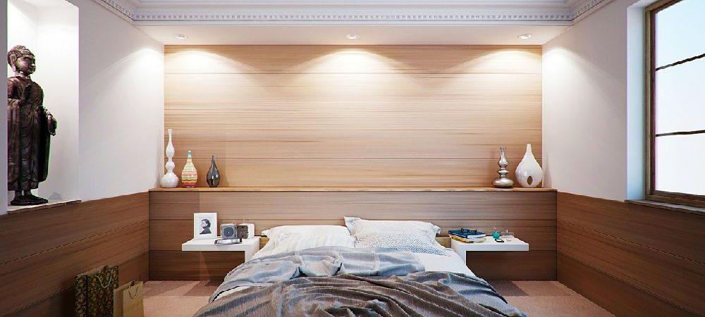 Wpływ aranżacji sypialni i łóżka na sen