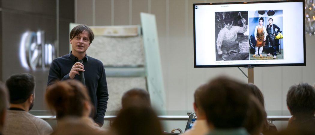 Spotkanie z Oskarem Ziętą – FOTORELACJA