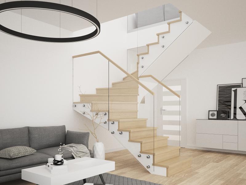 Ekskluzywne i nowoczesne projekty schodów