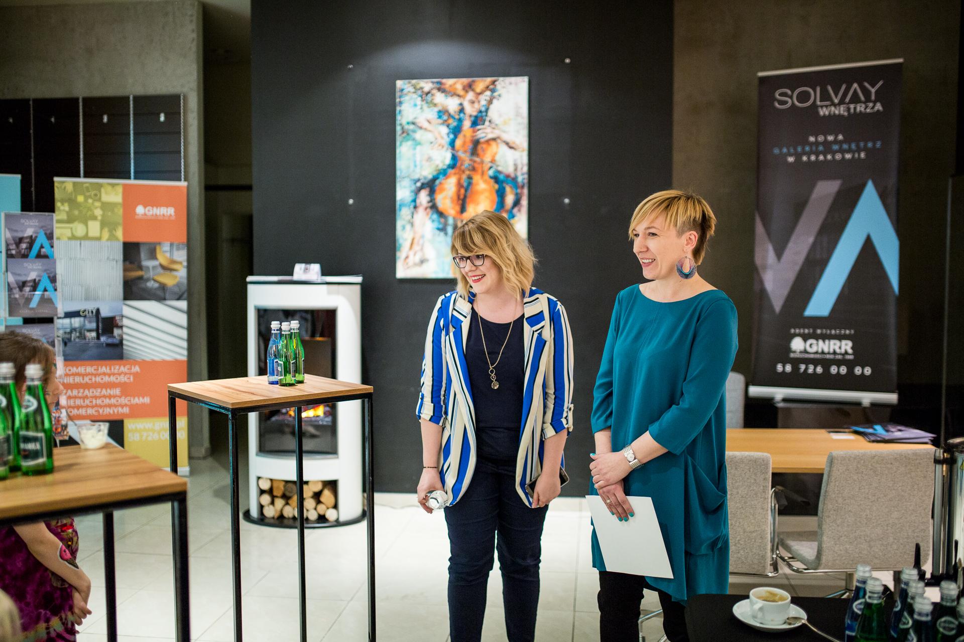 Solvay Dom i Wnętrza -nowa Galeria -spotkania