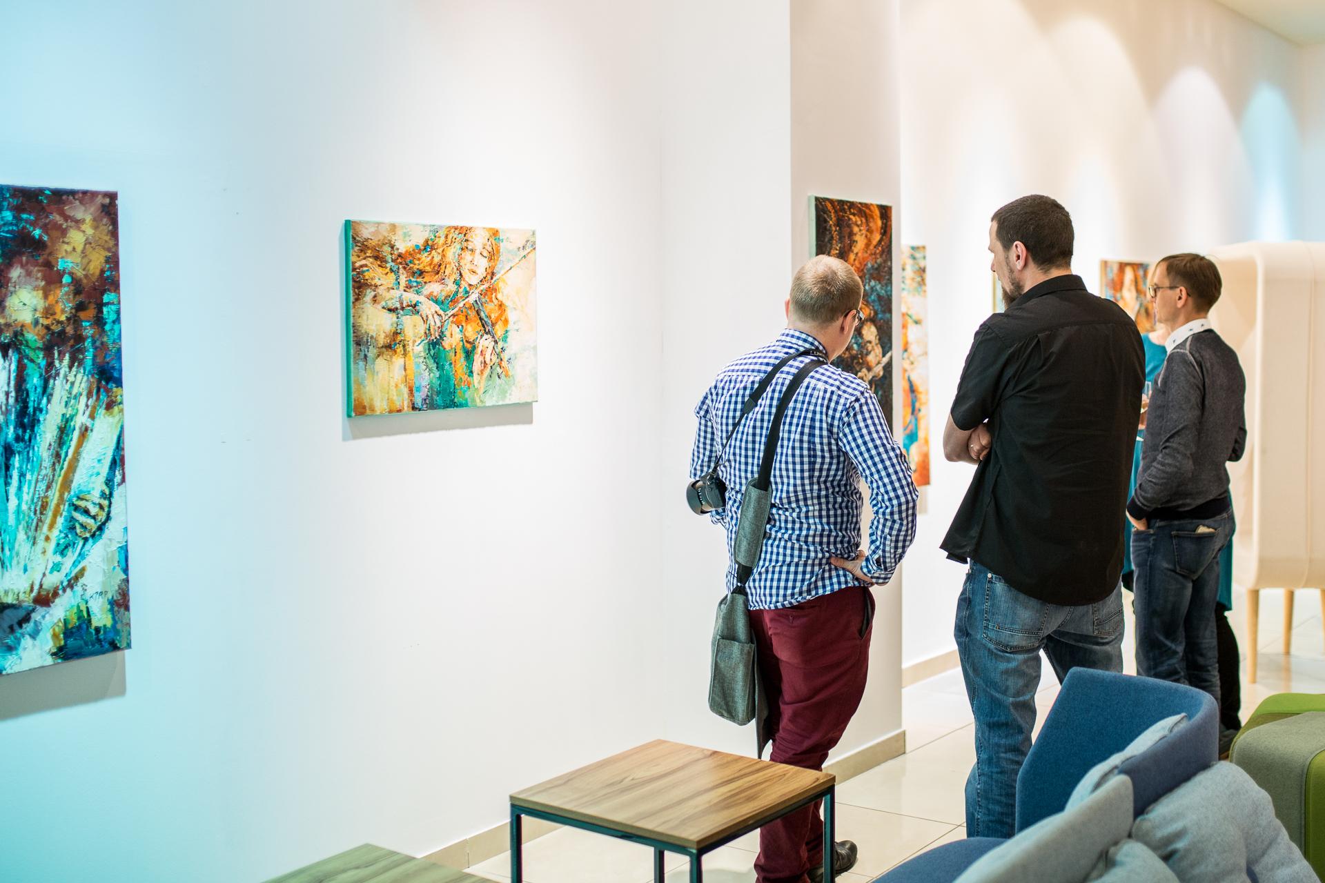 Solvay Wnętrza - sztuka i spotkania