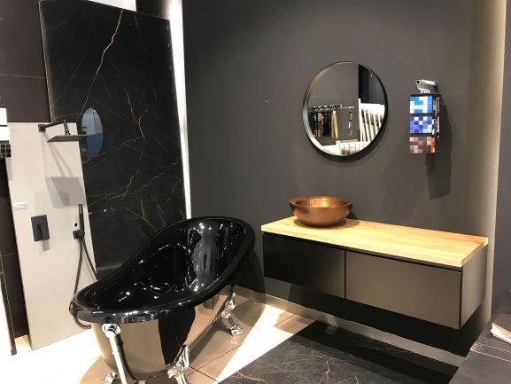 Unique Design Nowy Sklep Z Wyposażeniem łazienek W Solvay