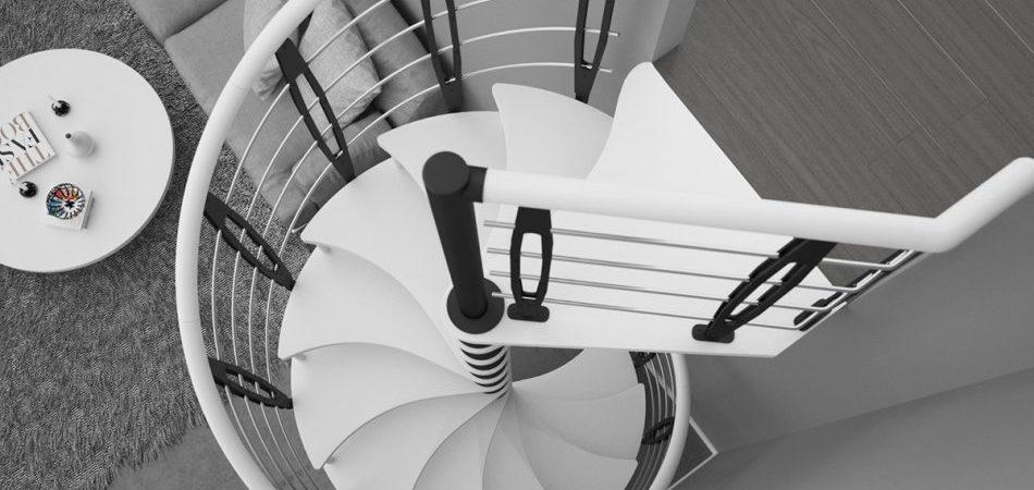 Tanie schody wewnętrzne – przegląd dostępnych rozwiązań (galeria zdjęć)