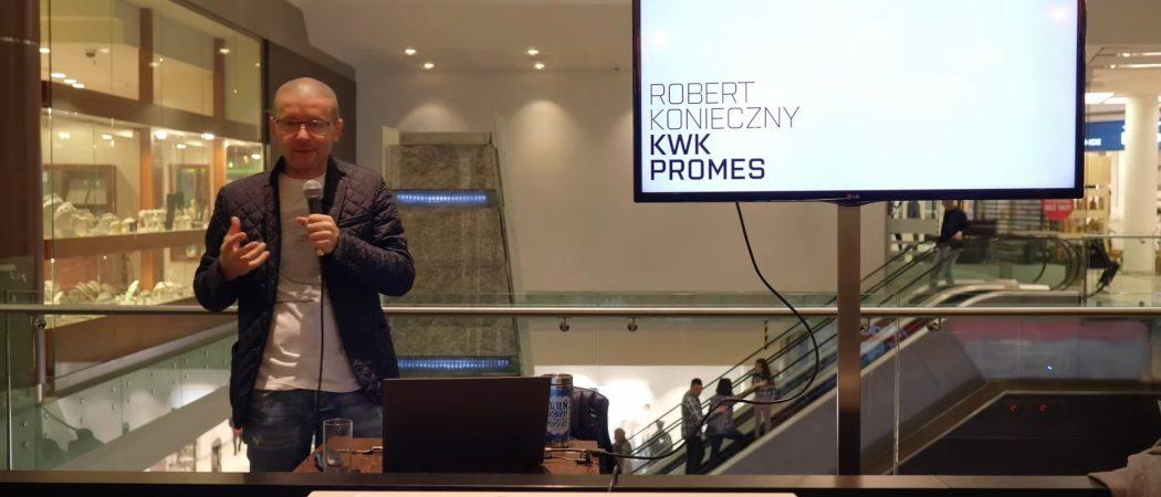 Robert Konieczny – KWK Promes – wykład o projektowaniu